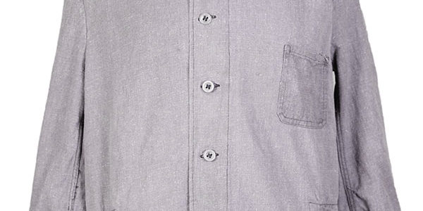 1950's German grey linen work jacket
