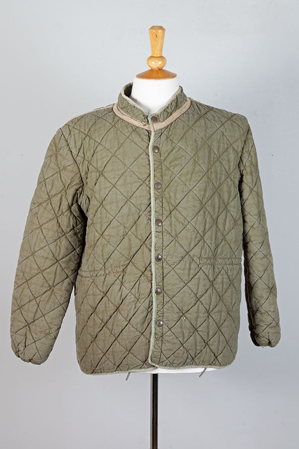 1950's french army quilted jacket (2nd pattern)