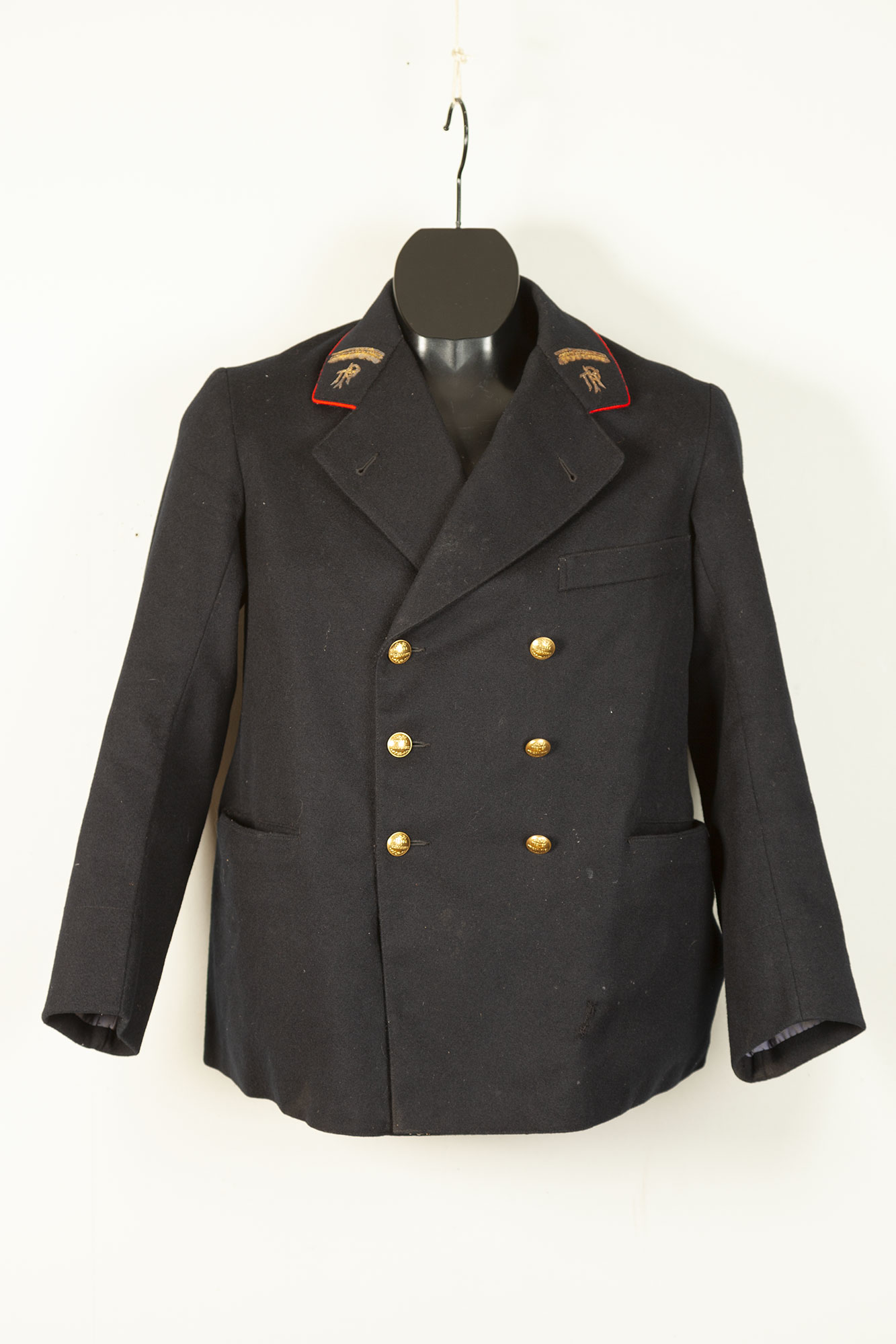 1939 french postman wool jacket
