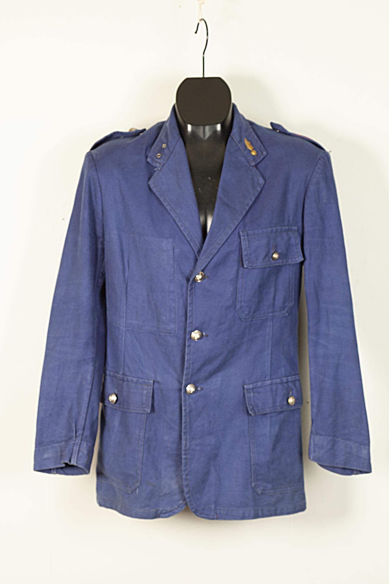 1960's french fireman cotton set