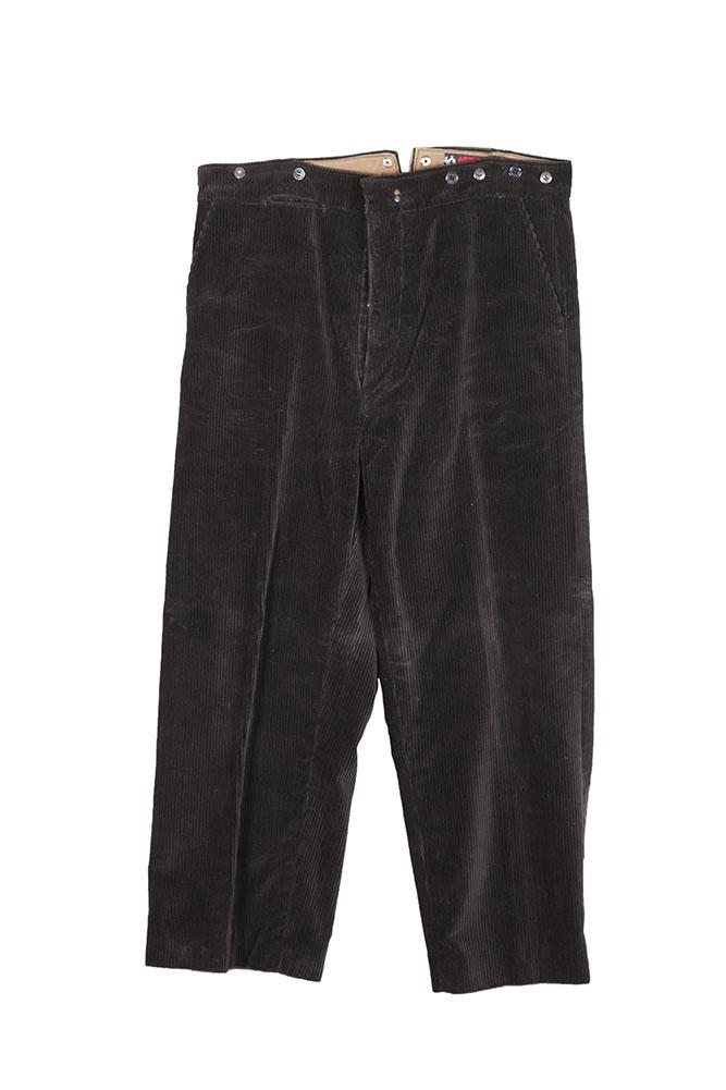 1940's Adolphe Lafont cord pants