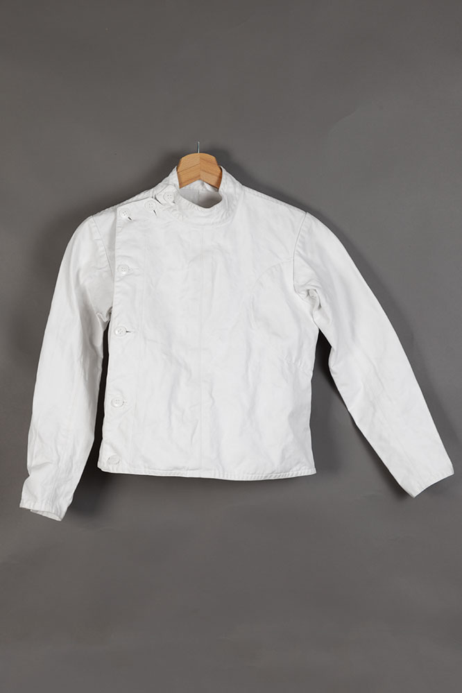1950's french fencing jacket