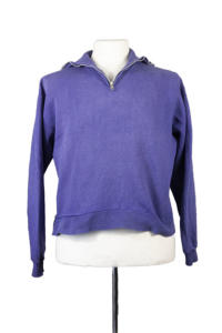 1960's french Le Coq Sportif sport sweat shirt, lemagasin, le magasin