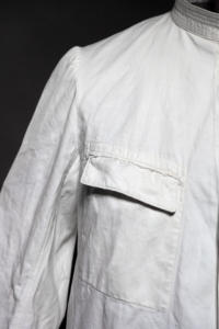 IMG 0560Early 1900's french army colonial linen suit, lemagasin, le magasin