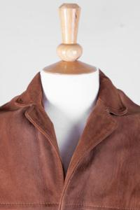 1940's Belgian suede jacket