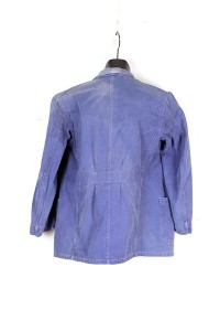 Mid century french cotton chore jacket