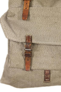 1950's Swiss army backpack, lemagasin, le magasin, vintage clothing, frenchvintage, frenchworkwear, frenchantique, french workwear, vintage bag