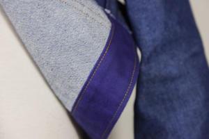 1960's belgian denim work jacket, vintagedenim, lemagasin, le magasin